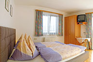 Bedroom - apartment for 2 - 4 persons