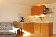 Kitchen - apartment for 2 - 4 persons
