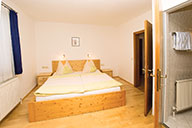 Bedroom - apartment for 2 persons